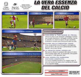 Fifa Football 2005 - 6