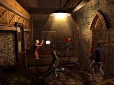 Resident Evil Outbreak - 2