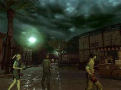 Resident Evil Outbreak - 5