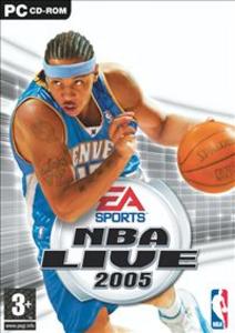 Videogioco NBA Live 2005 Classic Personal Computer 0