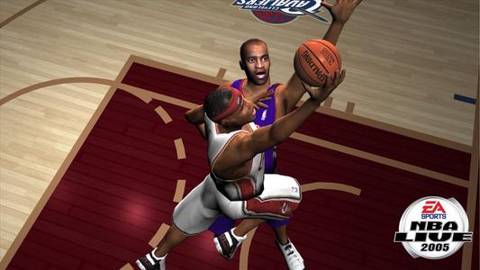 Videogioco NBA Live 2005 Classic Personal Computer 3