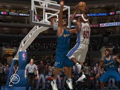 NBA Live 07 - 5