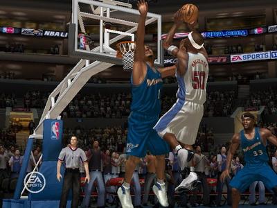 Videogioco NBA Live 07 Personal Computer 2