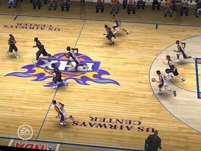 NBA Live 07 - 8
