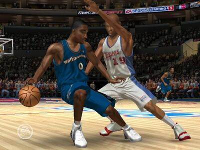 NBA Live 07 - 9