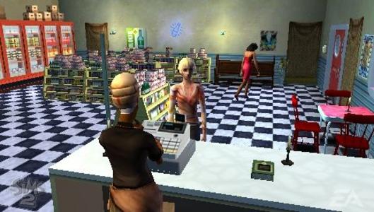 Videogioco Essentials The Sims 2 Sony PSP 3