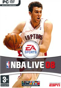 Videogioco NBA Live 08 Personal Computer 0