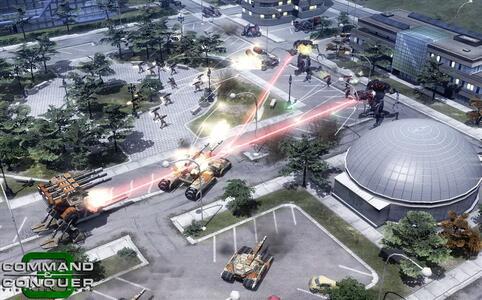 Command & Conquer 3: Tiberium Wars - 3