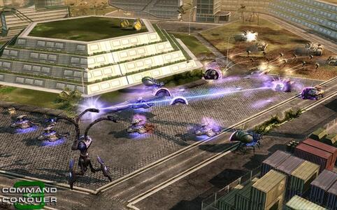 Command & Conquer 3: Tiberium Wars - 4