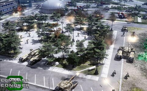 Command & Conquer 3: Tiberium Wars - 6