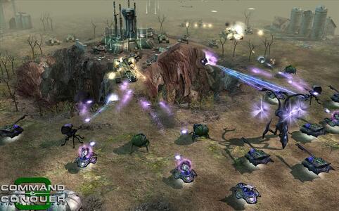 Command & Conquer 3: Tiberium Wars - 8