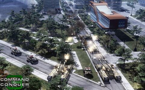 Command & Conquer 3: Tiberium Wars - 9