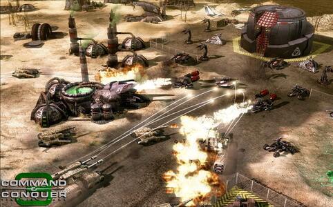 Command & Conquer 3: Tiberium Wars - 10