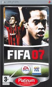 Videogioco FIFA 07 Sony PSP 0