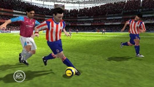 Videogioco FIFA 07 Sony PSP 2