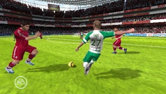 Videogioco FIFA 07 Sony PSP 5