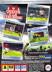 Videogioco FIFA 07 Sony PSP 6