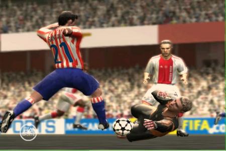 Videogioco FIFA 07 PlayStation2 3