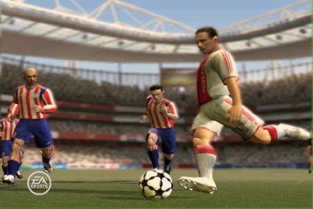 Videogioco FIFA 07 PlayStation2 4