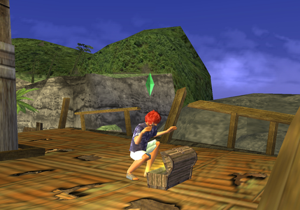 Videogioco Sims 2 Island PlayStation2 8
