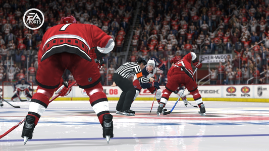 Videogioco NHL 08 Xbox 360 4