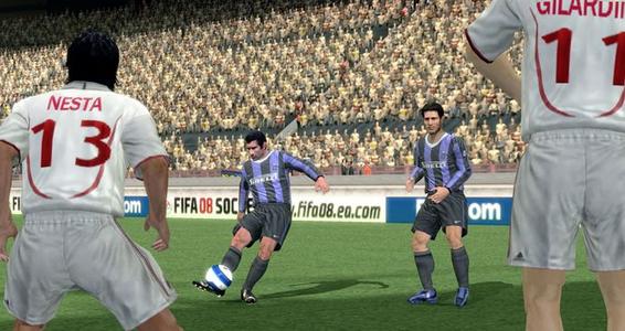 Videogioco FIFA 08 Personal Computer 4