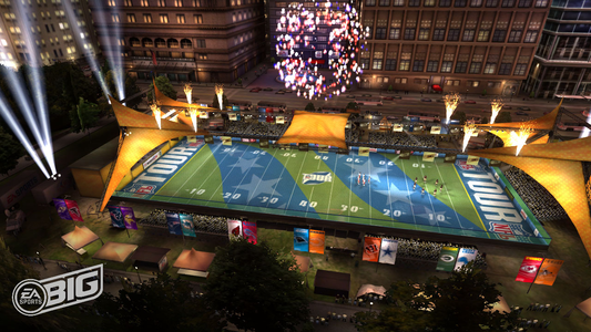 Videogioco NFL Tour PlayStation3 1