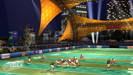 Videogioco NFL Tour PlayStation3 3