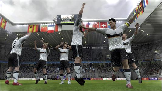 Videogioco UEFA Euro 2008 Personal Computer 6