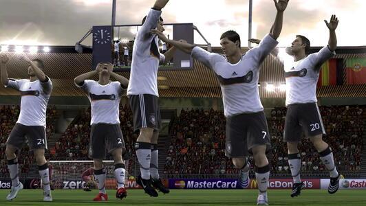 Euro 2008 - PS3 - 3