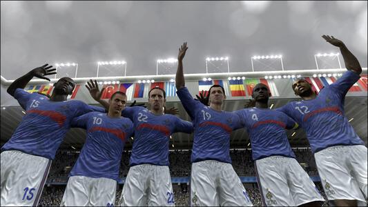 Euro 2008 - PS3 - 6