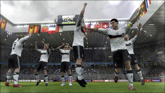 Euro 2008 - PS3 - 7
