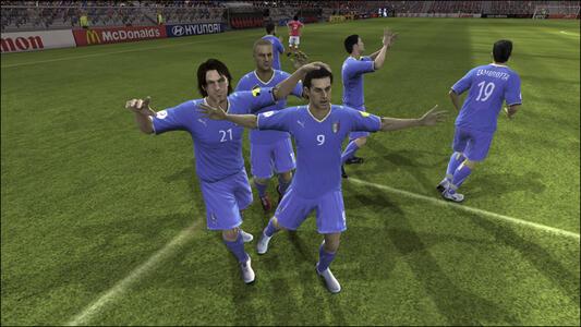 Euro 2008 - PS3 - 8