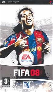 Videogioco FIFA 08 Sony PSP 0