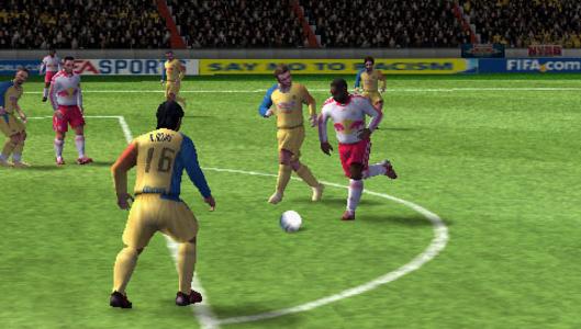 Videogioco FIFA 08 Sony PSP 2