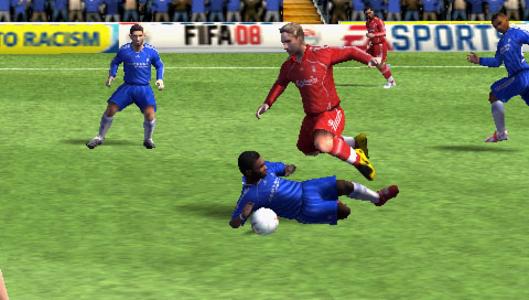 Videogioco FIFA 08 Sony PSP 5