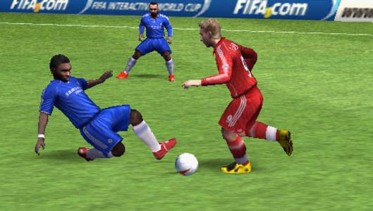Videogioco FIFA 08 Sony PSP 8