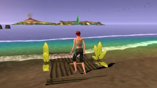 The Sims 2 Island - 3