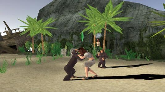 The Sims 2 Island - 6