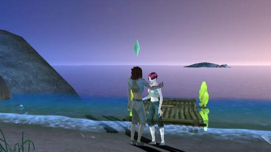 The Sims 2 Island - 8