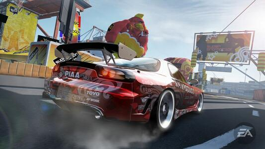Need for Speed ProStreet - 9