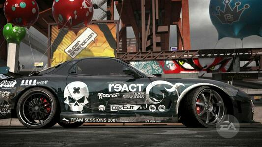 Need for Speed ProStreet - 10