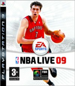Videogioco NBA LIVE 09 PlayStation3 0