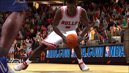 NBA LIVE 09 - 2