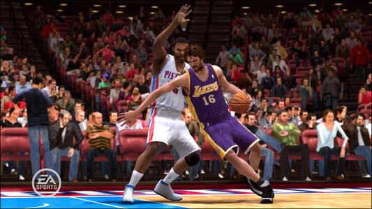 NBA LIVE 09 - 5