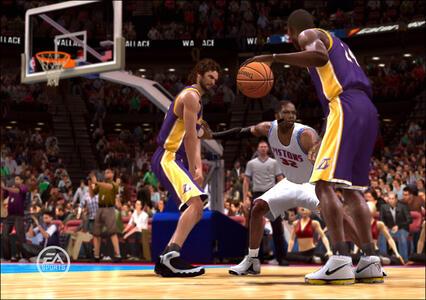NBA LIVE 09 - 6