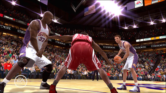 NBA LIVE 09 - 7
