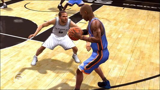 NBA LIVE 09 - 8