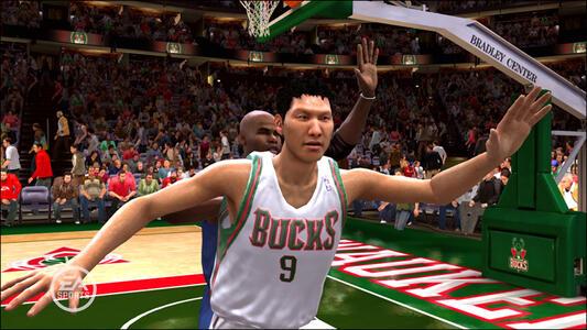 NBA LIVE 09 - 9