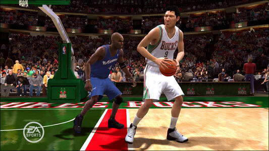 NBA LIVE 09 - 10